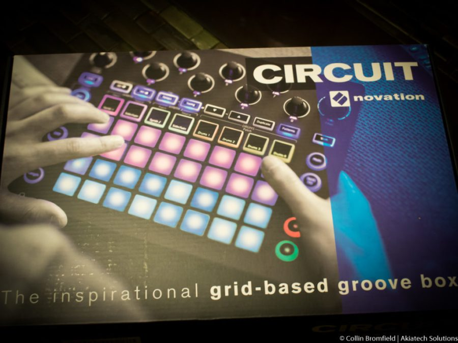 Novation Circuit Box