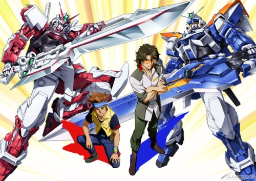 Mobile Suit Gundam Seed Destiny Astray New Series