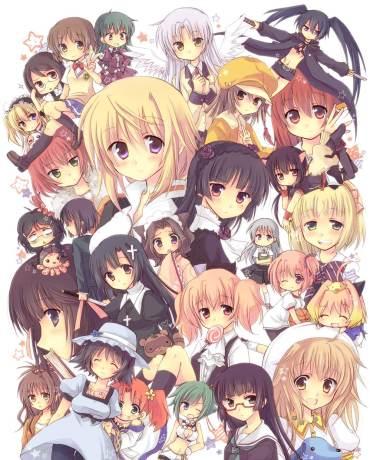 hanazawa kana characters