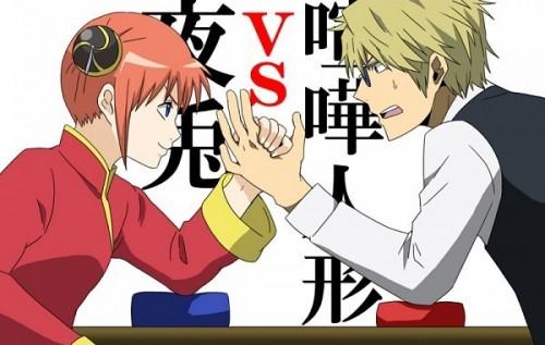 Kagura-vs-Heiwajima-Shizuo