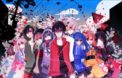 kagerou-project