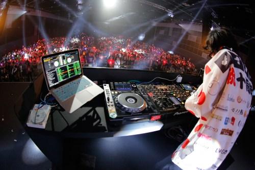 AFA2014 - I Love Anisong - DJ Kazu 2