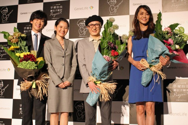 tezuka-osamu-son-dresses-up-as-father-to-announce-new-gene-project-01