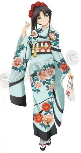 aniplex-post-illustrations-of-saekano-girls-in-kimono-04