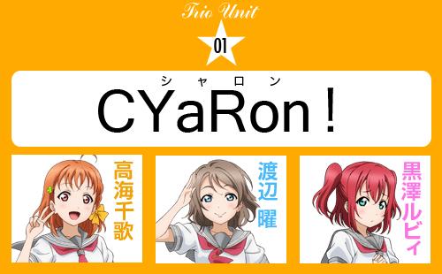 CYaRon!