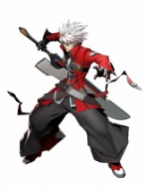 RAGNA THE BLOODEDGE (Blazblue)