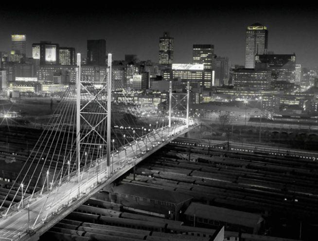 Michael Meyersfeld: Mandela Bridge