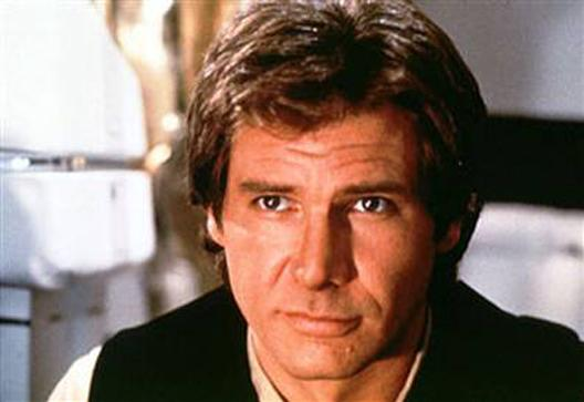 Harrison Ford Han Soloként