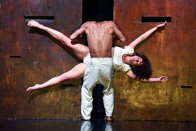 Kibutz Contemporary Dance Company: Aide Memoire
