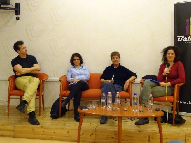 Bánki György, Kende Anna, dr. Sándor Zsuzsa, Hidas Judit