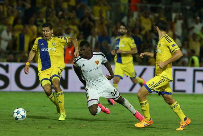 Maccabi Tel Aviv - Basel