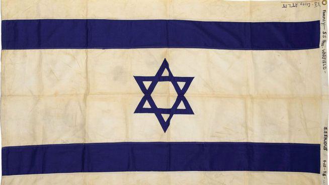 Az Exodus zászlója