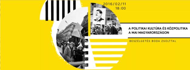 Politikai kultúra és közpolitika a mai Magyarországon