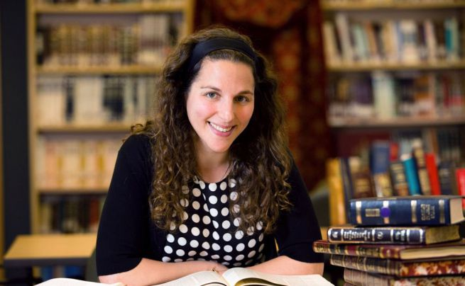 Lila Kagedan amerikai ortodox rabbi