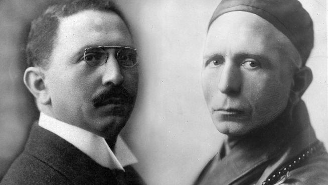 Trebitsch Ignác két arca