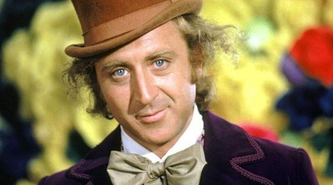 Gene Wilder a Willy Wonka és a csokoládégyárban
