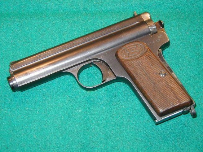 Frommer 1919 M/Frommer-Stop öntöltő pisztoly