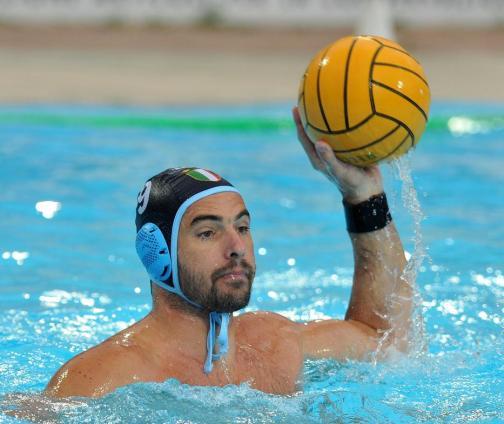 2010-ben az olasz Pro Recco férfi vízilabdacsapat tagja volt / Fotó: GettyImages