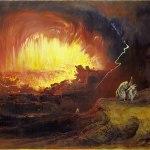 Kozmikus eredetű robbanás emlékéből születhetett Szodoma pusztulásának története