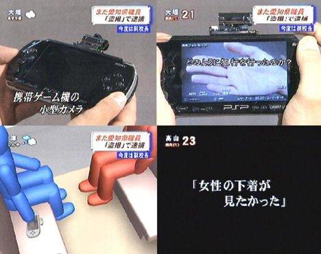 Dirty PSP