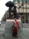 Kratos El oso y el Madroño