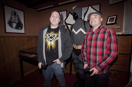 Entrevistamos a SOE, Hacedores de mundos de Superhéroes y Supervillanos