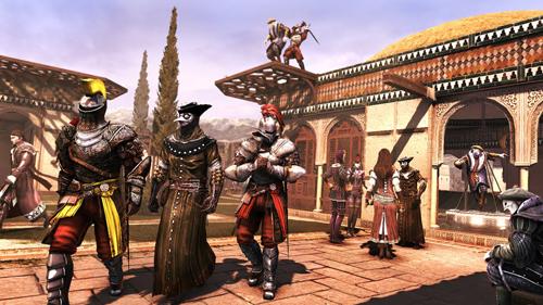 Assassin's Creed: La desaparición de Da Vinci