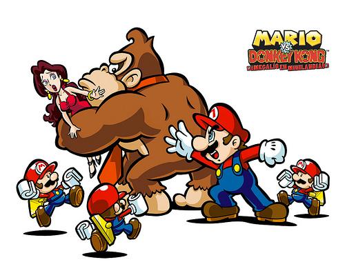 Mario vs Donkey Kong: ¡Megalío en Minilandia!