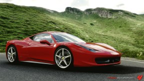 Forza Motorsport 4 - Ferrari 458 Italia