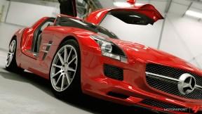 Forza Motorsport 4 - Mercedes Benz SLS AMG