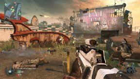 Call of Duty: Black Ops Annihilation Drive In