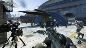 Call of Duty: Black Ops Annihilation Hangar 18