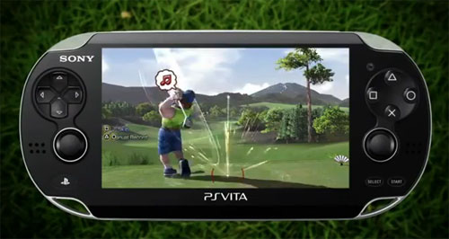 Everybody's Golf en PlayStation Vita