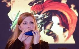 Presentación Zelda Ocarina of Time 3D