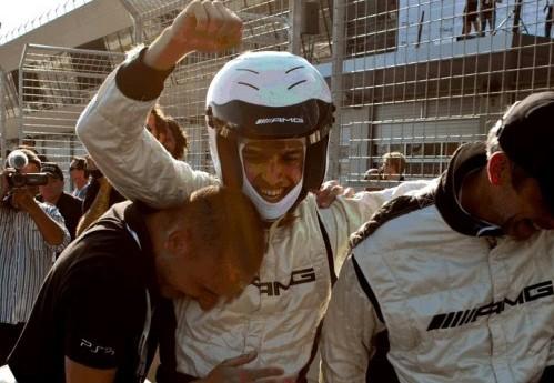 Marco Calvo, ganador del torneo de GT5