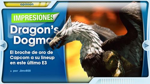 Impresiones Dragon's Dogma