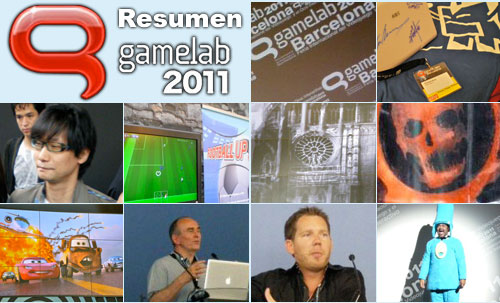Resumen Gamelab 2001