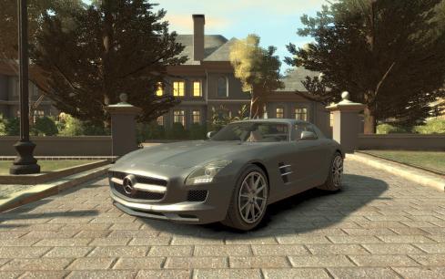 iCEnhancer GTA IV PC Mod