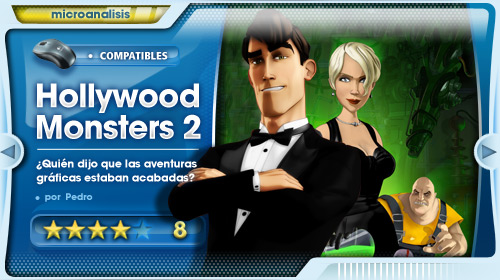 Análisis Hollywood Monsters 2