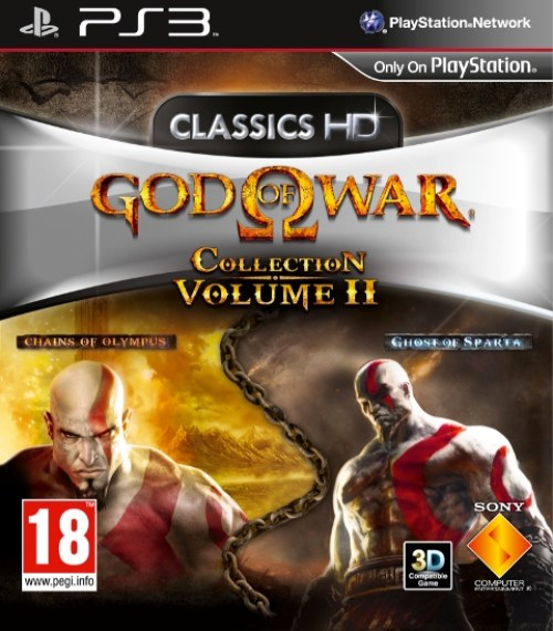 GOW COLLECTION VOLUME 2