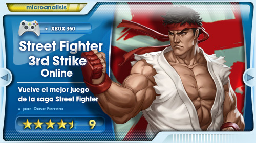 Análisis Street Fighter III 3rd Strike Online Edition