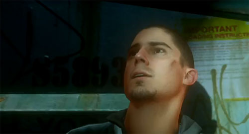 Jack, el progragonista de Need for Speed: The Run