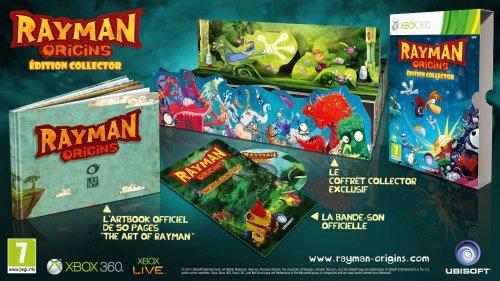 Rayman Origins Edición Coleccionista
