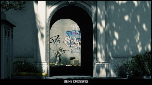 Seine Crossing