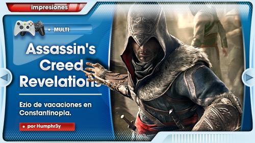 Impresiones Assassin's Creed: Revelations