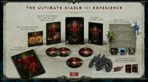 Diablo 3 coleccionista