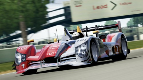 Audi Sports R15++ TDI Team Joest