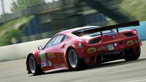 Ferrari F458 Italia #62 Risi Competizione