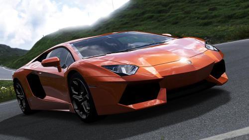 Lamborguini Aventador LP700-4