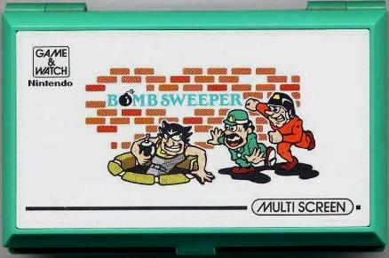 Bomb Sweeper: Buscando bombas en una LCD